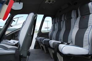 Inside AS 355 F2